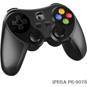 Android Bluetooth Gamepad - iPega PG-9078 Wireless Game