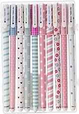 Pasey Kugelschreiber in einer Box, 10 verschiedenfarbig