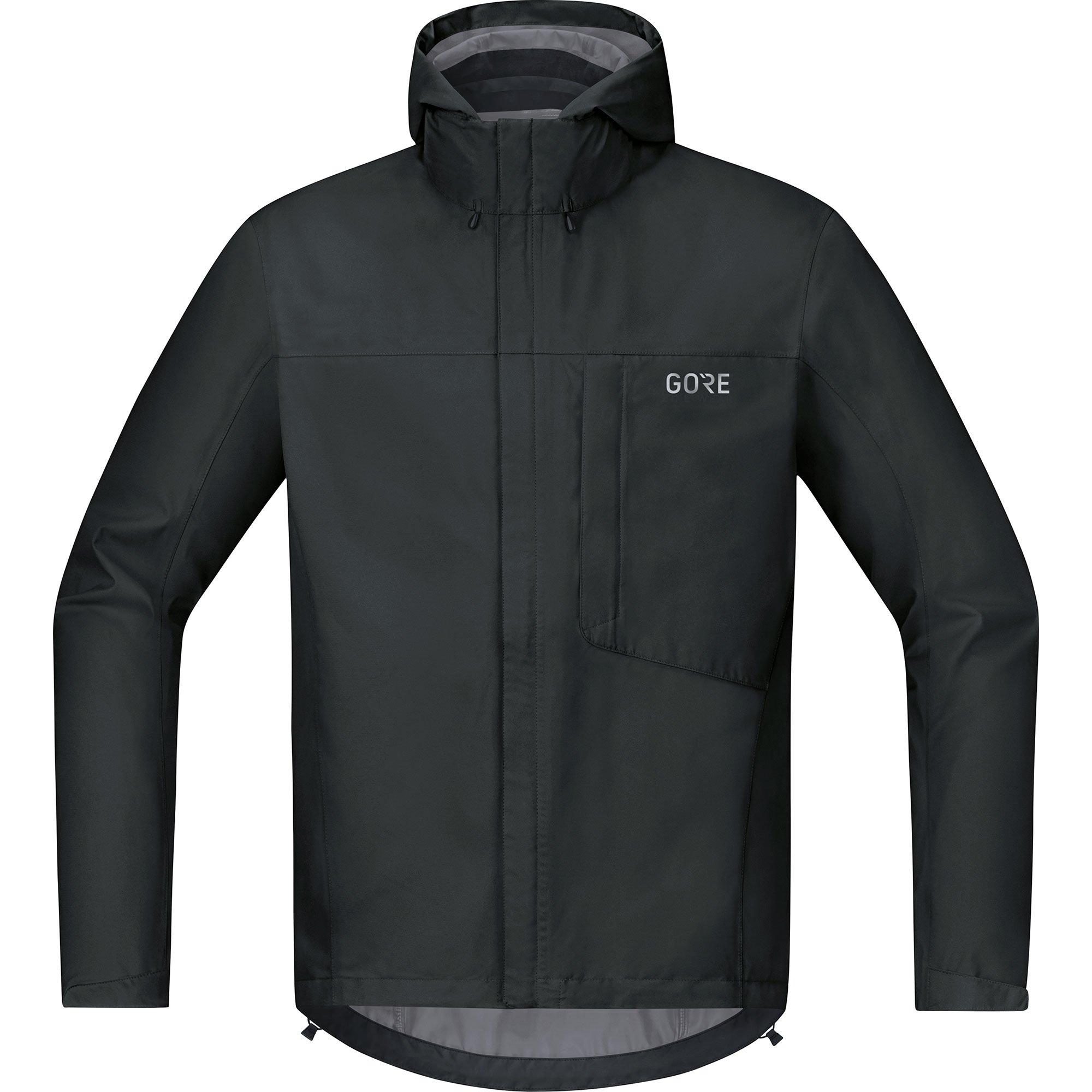 size 40 5f473 07926 GORE WEAR, Uomo, Giacca Impermeabile con Cappuccio da Ciclismo, Gore C3  Gore-Tex Paclite Hooded Jacket, 100036 - FACESHOPPING