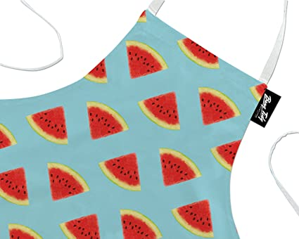 Watermelon Pattern All Over Sublimation Apron