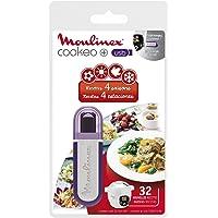 Moulinex Clé USB de 32 Recettes 4 Saisons XA600611 Accessoire Cookeo Officiel Compatible avec Multicuiseurs Cookeo…