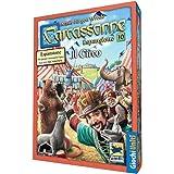 Giochi Uniti Carcassonne Exp 10-Il Circo, Colori, GU626