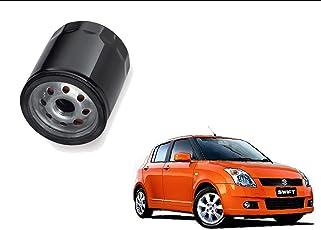 Auto Spare World Engine Oil Filter for Maruti Suzuki Swift 2005-2011 Petrol Set of 1 Pcs.