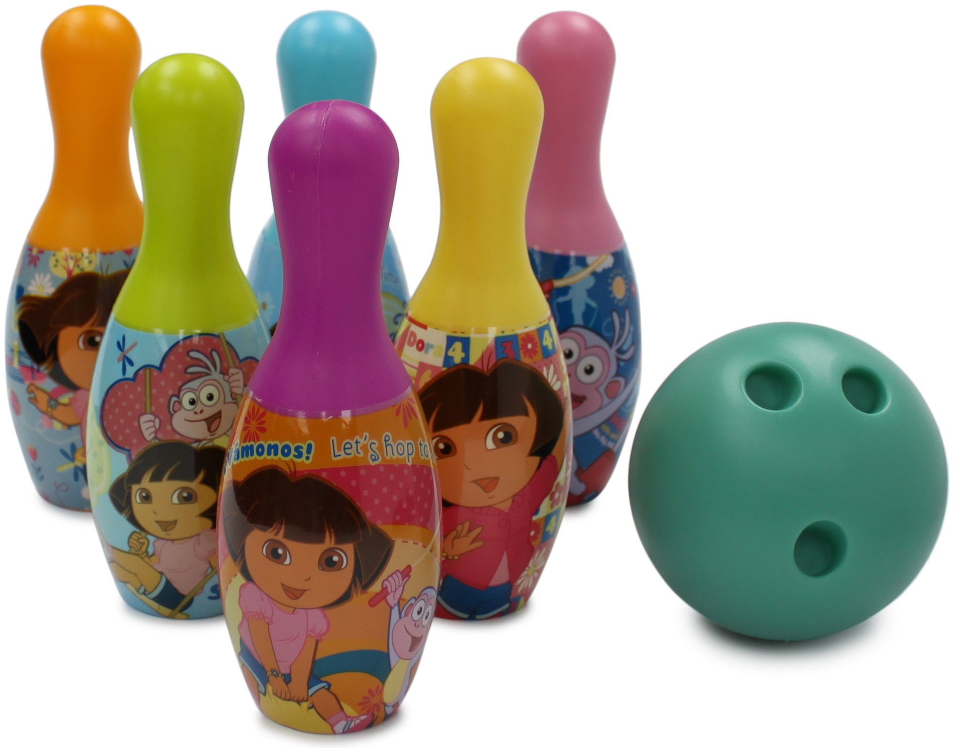 Dora The Explorer Bowling Set