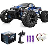 Remote Control Car, Terrain RC Cars, Electric Remote Control Off Road Monster Truck, 1:18 Scale 2.4Ghz Radio 4WD Fast 30+ MPH