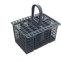 Hotpoint Indesit Véritable panier à couverts pour lave-vaisselle, gris