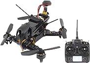 xciterc 15003900–FPV Racing cuadricóptero F210RTF con Sony Cámara HD, OSD, batería, Cargador y Control Remoto Devo 7, Colo