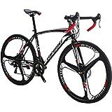 Eurobike Road Bike XC550 21 Speed Gears Bicycle Dual Disc Brake Bike