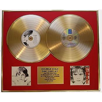 DEPECHE MODE//Limitierte Edition Platin Schallplatte//VIOLATOR