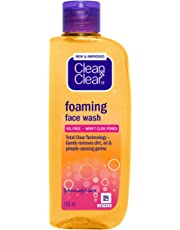 Clean & Clear Foaming Face Wash, 150ml