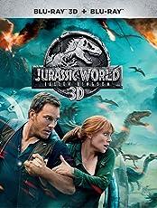 Jurassic World: Fallen Kingdom (3D BluRay + BluRay)