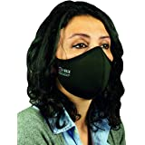 MANIFATTURA BERNINA Mascherina certificata B-Mask tessuto lavabile riutilizzabile batteriostatica EN 14683 100% Made in Italy