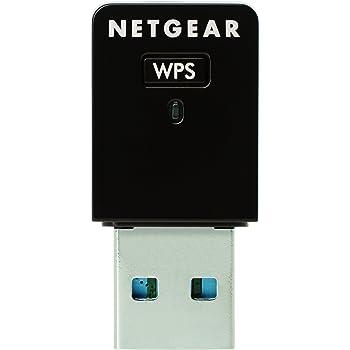NETGEAR WNA3100M-100PES Wireless N300 USB Mini Adapater