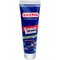 Waxpol Scratch Remover (For Use on Mild Scratches on All Colours) 150 gm