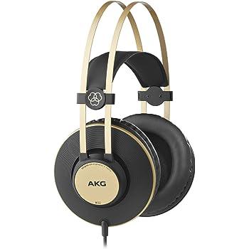 AKG K92 Closed-Back Headphones  Amazon.co.uk  Musical Instruments 336ea52682