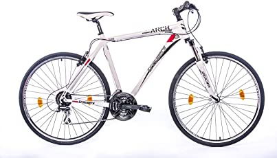 Tretwerk Arch 1.0 28 Zoll Crossbike Weiß
