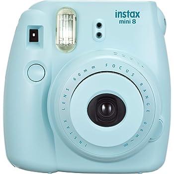 Fujifilm - Instax Mini 8 - Appareil Photo Instantané - Bleu