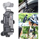 ULANZI OP-7 Vlog Extended Housing Case for DJI Osmo Pocket, Multifunctional Cage Bracket with Microphone Cold Shoe Mount…