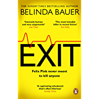 Exit: The brilliantly funny new crime novel from the Sunday Times bestselling author of SNAP (English Edition)