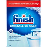 Finish Cristaux de sel, 1kg Confezione singola