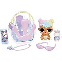 L.O.L. Surprise! Poupées à collectionner - Avec sac à main et Maquillage Surprises- Lil Bon Bon - Ooh La La Baby…
