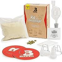 B Maker • Kit Biere • IDEE CADEAU HOMME FEMME • SPÉCIAL DÉBUTANT 1H30 DE PRÉPARATION • Kit Brassage Biere a Faire Soi…