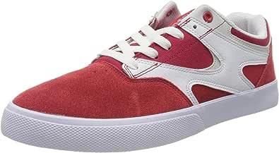 DC Shoes Kalis Vulc, Scarpe da Skateboard Uomo