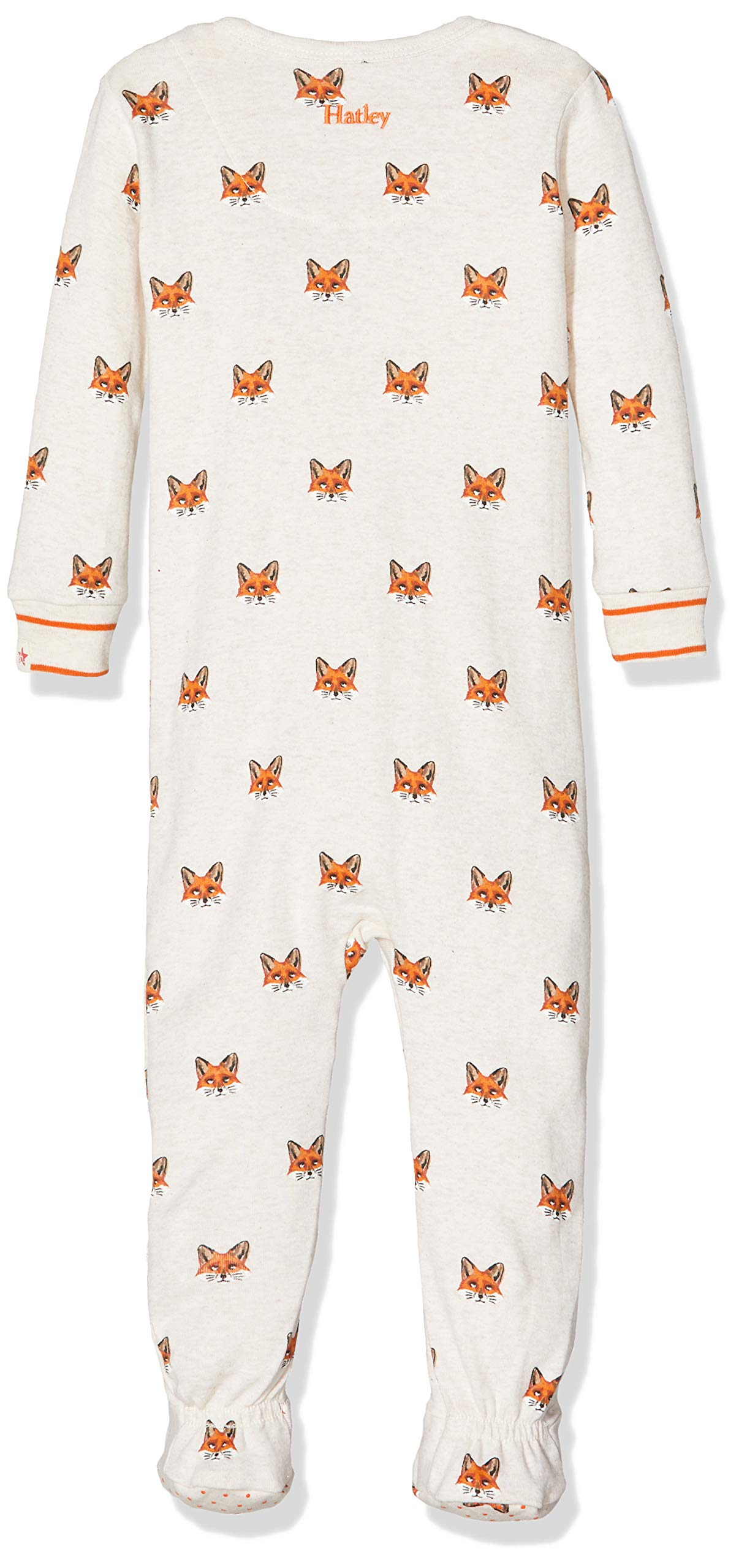 Hatley Organic Cotton Footed Sleepsuit Pelele para Dormir para Bebés 2