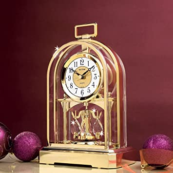 swarovski mantle clock - Mantle Clock