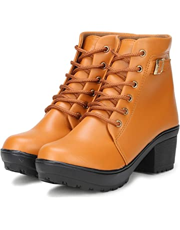 443e4d08866f60 Boots For Women: Buy Womens Boots online at best prices in India ...
