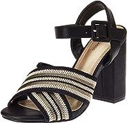Shoexpress CrissCross Block heels For Women