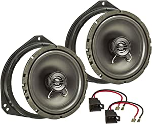 Tomzz Audio 4039 000 Lautsprecher Einbau Set Passend Elektronik