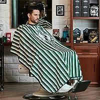 Mangiatoia barbiere,Mantello barbiere per da taglio dei capelli, impermeabile professionale con chiusura a scatto, per…