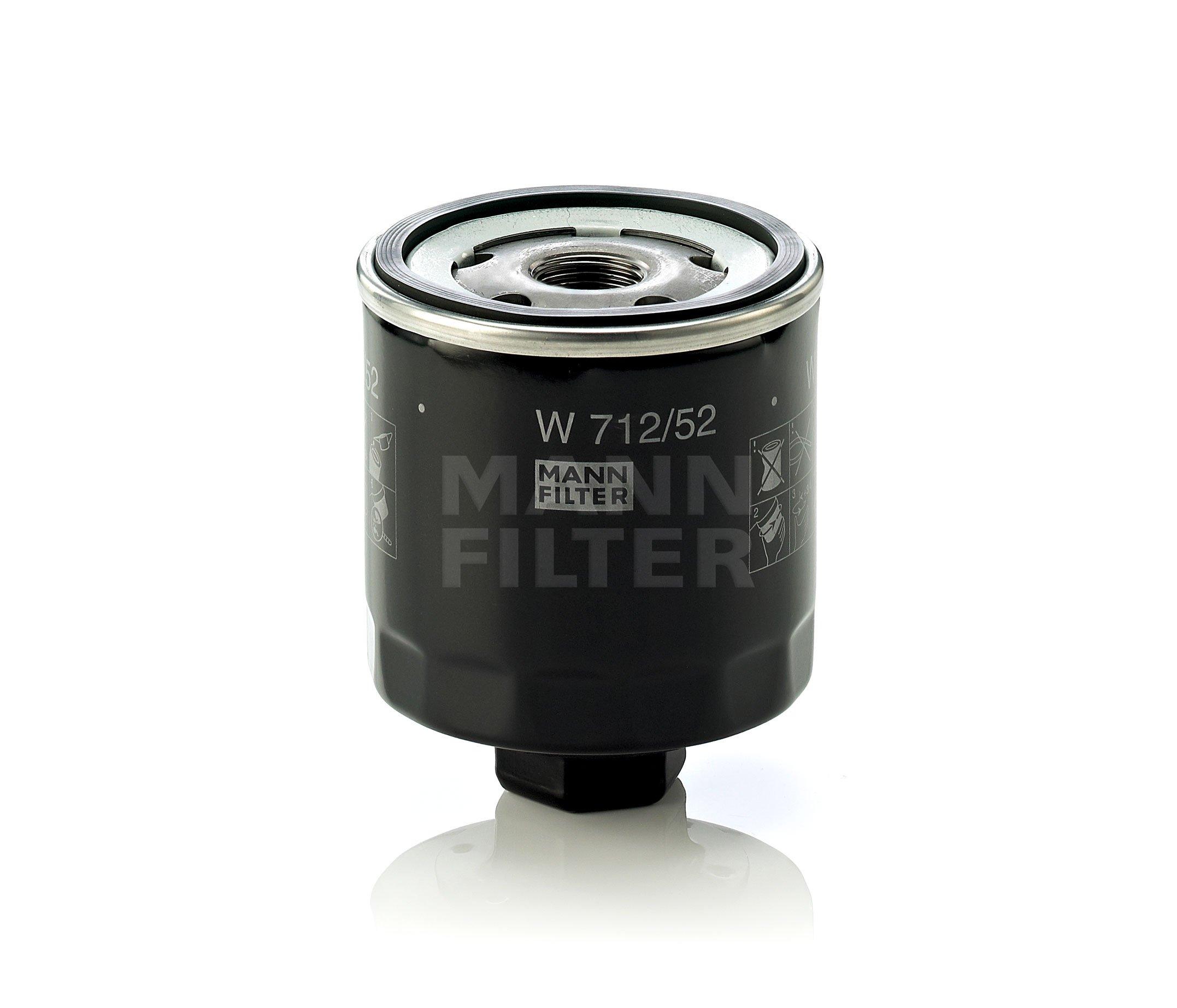 Mann Filter W712 52 Ölfilter