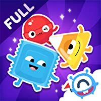 Candy Shapes Play & Draw - Full
