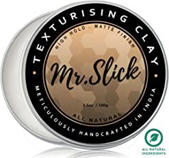 Mr. Slick Hair Styling Clay | All Natural | Handcrafted, 100g