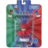 PJ Masks Stampers 1 PC Blister 1 (S1) - Owlette for Kids 3+ Years & Above