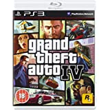 Grand Theft Auto IV - PlayStation 3 - [Edizione: Regno Unito]