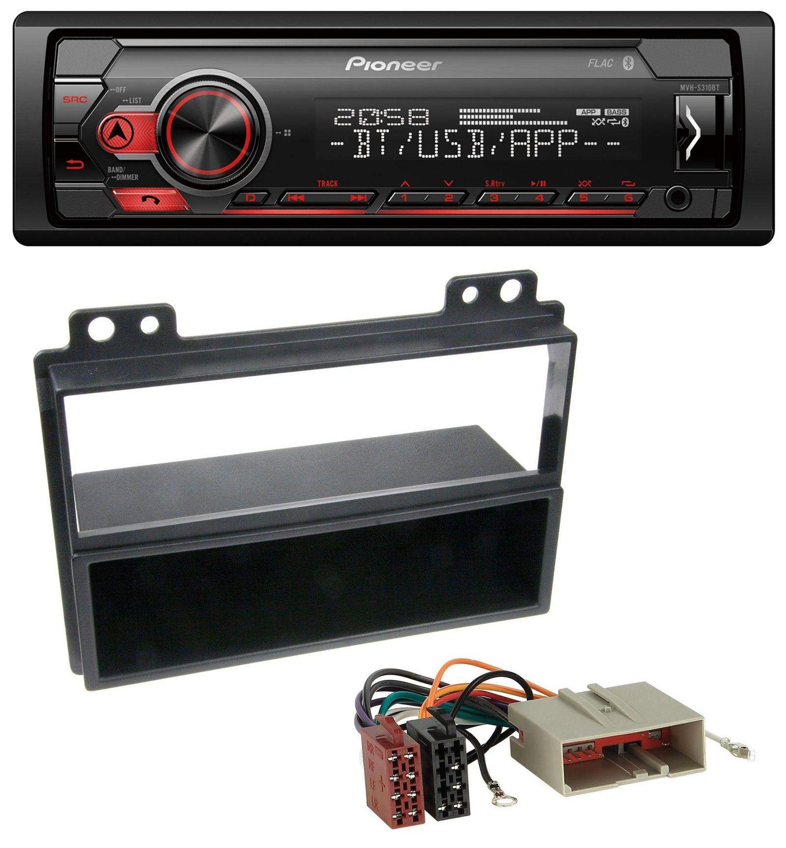 caraudio24-Pioneer-MVH-S310BT-Bluetooth-AUX-MP3-USB-Autoradio-fr-Ford-Fiesta-Fusion-2002-2005
