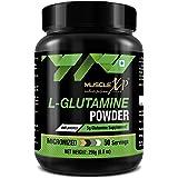 MuscleXP Micronized L-Glutamine Powder - 250g, Unflavored