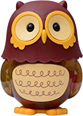 OSRS International Angry Owl Piggy Bank (Brown)