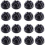 DOITOOL Lot DE 20Fils Cube Plastique Connecteurs pour Cubes de Rangement Rayonnage et Armoire modulaire Organiseur Dressing