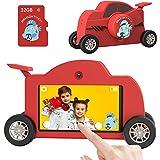 """Mini Caméra Enfants WiFi Dragon Touch WT01 Appareil Photo Numérique Écran Tactile 3.0"""" IPS/48MP/WiFi/32Go TF Carte,Caméra en"""