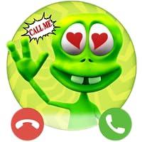 Appelez de dame tu cosita Alien vert PRANK