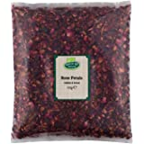 Rose Petals 50g (Edible & Dried) by Hatton Hill - Free UK Delivery