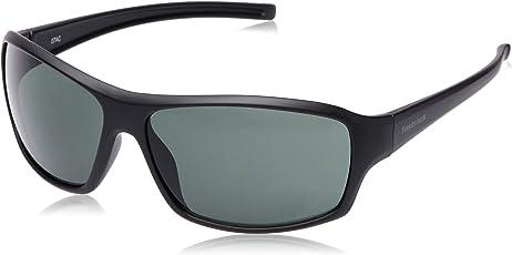 Fastrack UV Protection Sport Men's Sunglasses (P222GR1 62 Grey)
