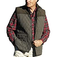 Mens Champion Country Clothing Arundel Fleece Lined BodyWarmer Gilet Olive XL