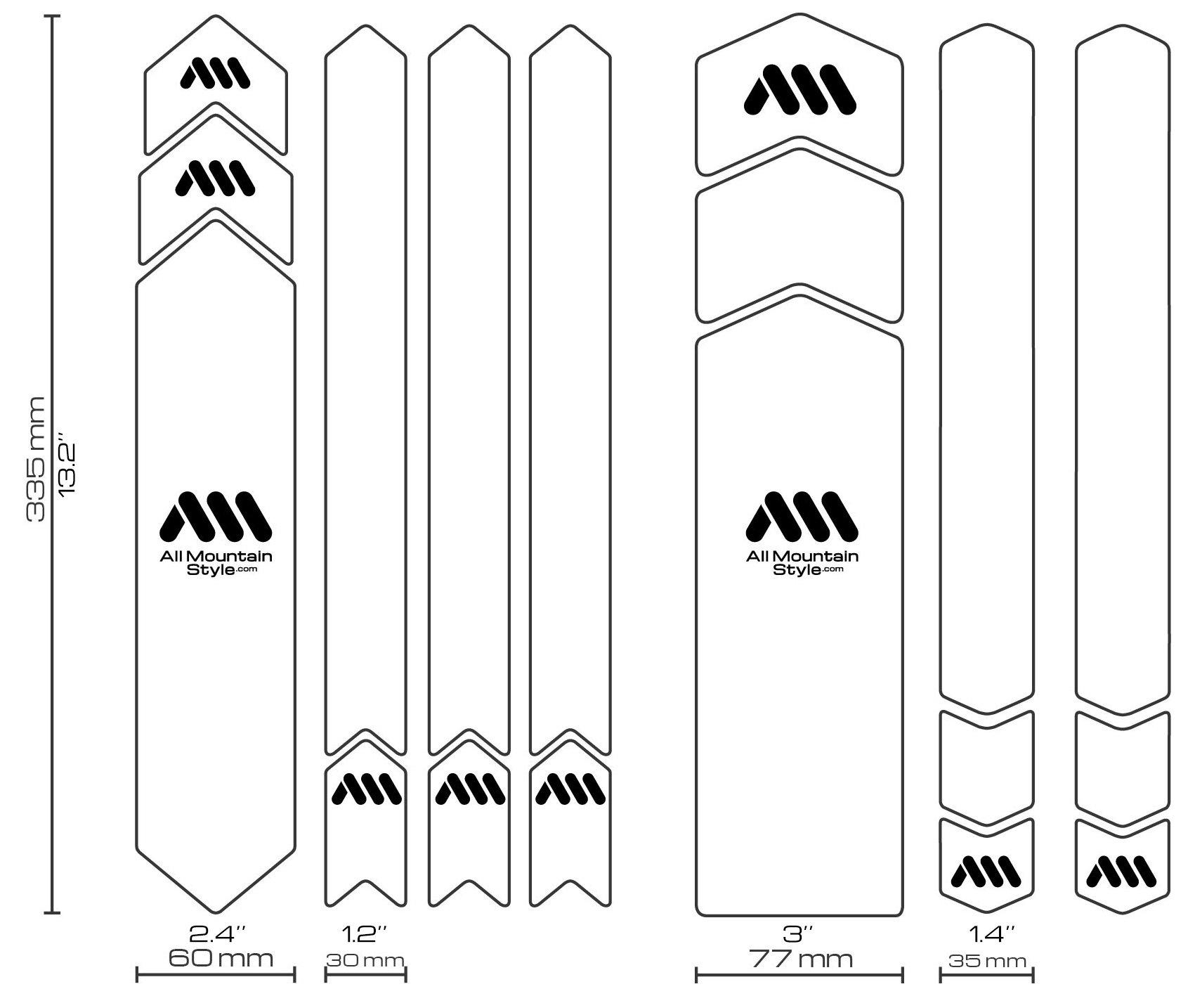 All Mountain Style  Protezione telaio