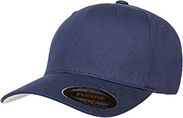 Flex fit Cotton Twill Fitted Cap