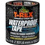 Grootte van de waterdichte T-Rex-tape: 101 mm x 152 mm, met R-Flex-technologie. Een sterke tape die onder water werkt, verzeg